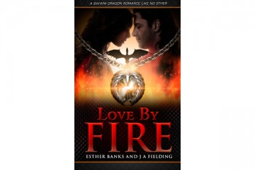 Love By Fire - Paranormal BWWM Dragon Romance