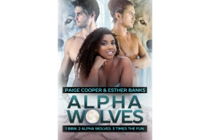 Alpha Wolves - BBW BWWM Interracial Menage A Trois Werewolf Romance