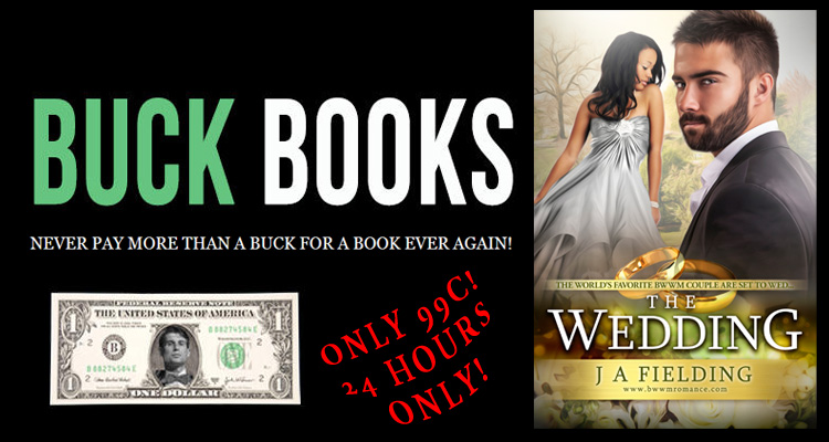 Buck Books BWWM Romance Sale For The Wedding
