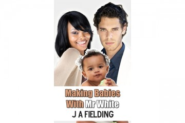 Making Babies With Mr White - A Multicultural Romance Book