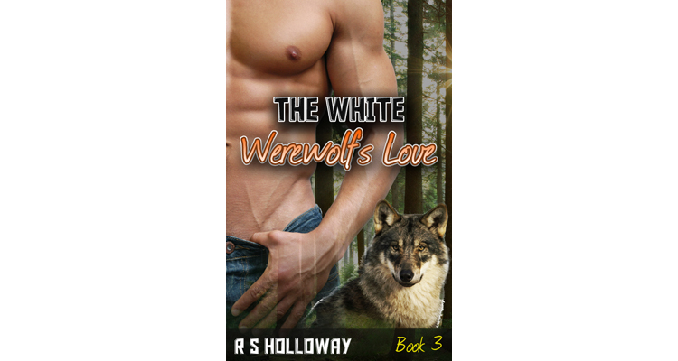The White Werewolfs Love - WMBW Interracial Wolf Romance Book Trilogy