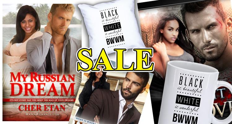 BWWM Romance Black Friday Cyber Monday Sale
