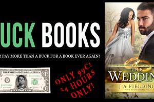 Buck Books BWWM Romance Sale For The Wedding